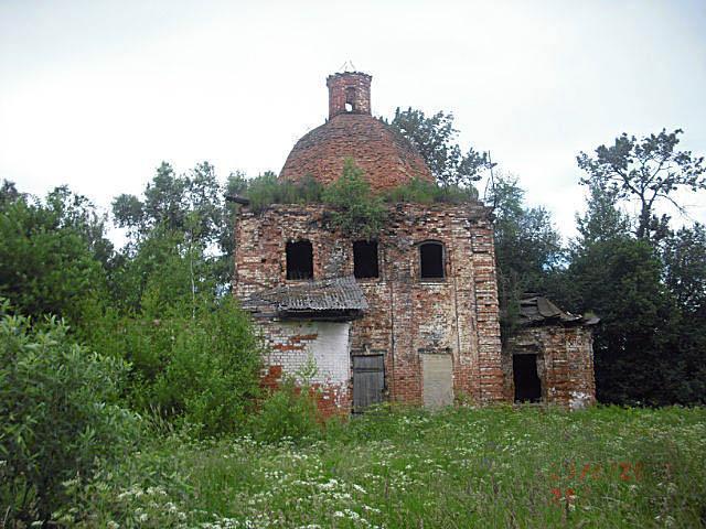 Богоявленский храм с. Дорки
