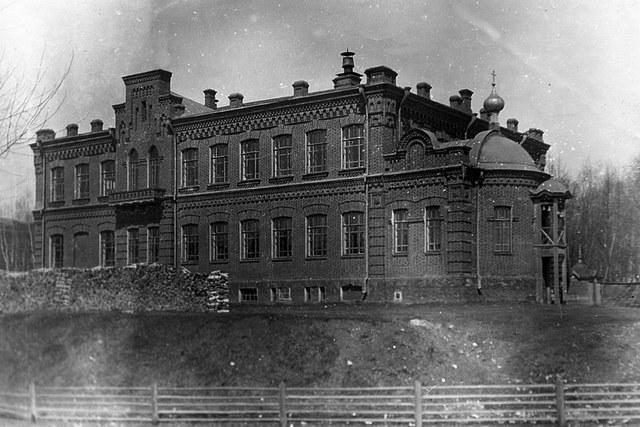 Jenskaya gimnaziya Srednyaya shkola 1