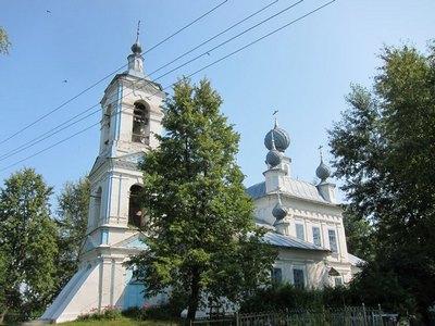 Bogorodicerojdestvenskaya sela Jarki