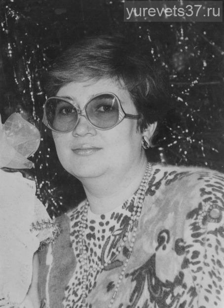 Ирина Павловна Мокеева