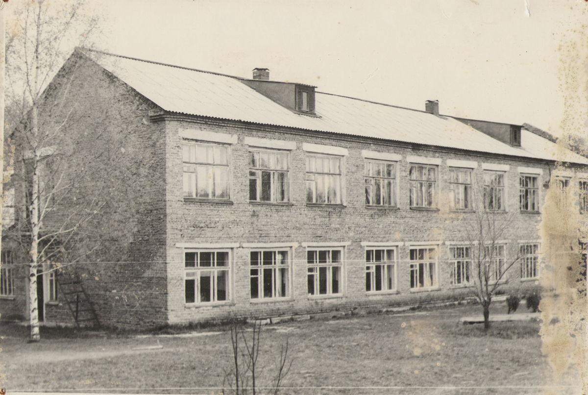 Жуковская восьмилетняя школа