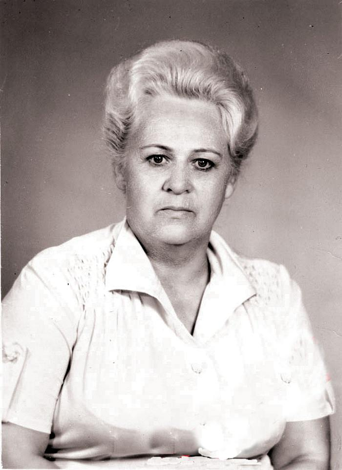Saharova Maiia