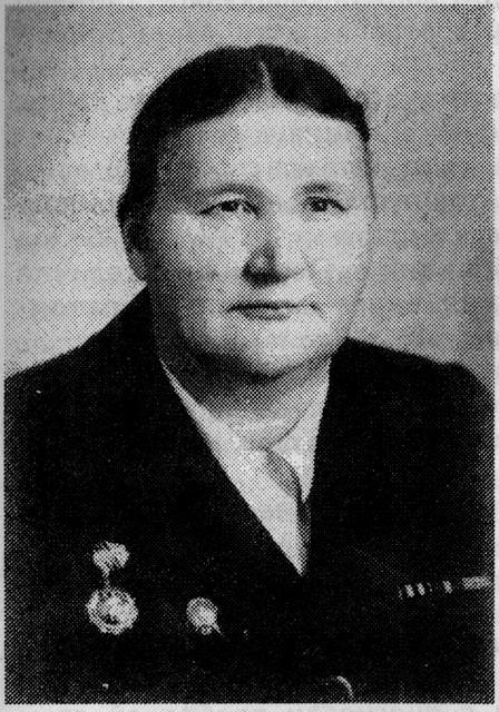 А. М. Закваскина