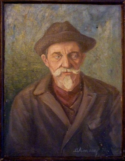 Портрет Обидиентова А.М.