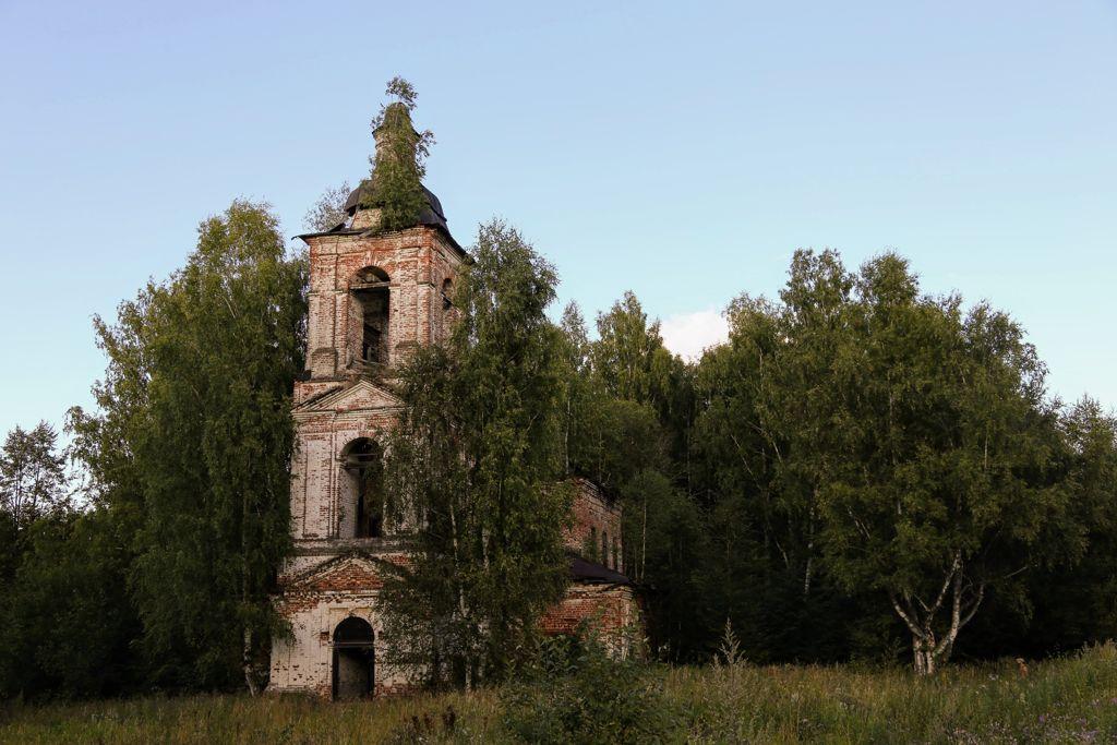 проталинки, церковь, юрьевецкий район