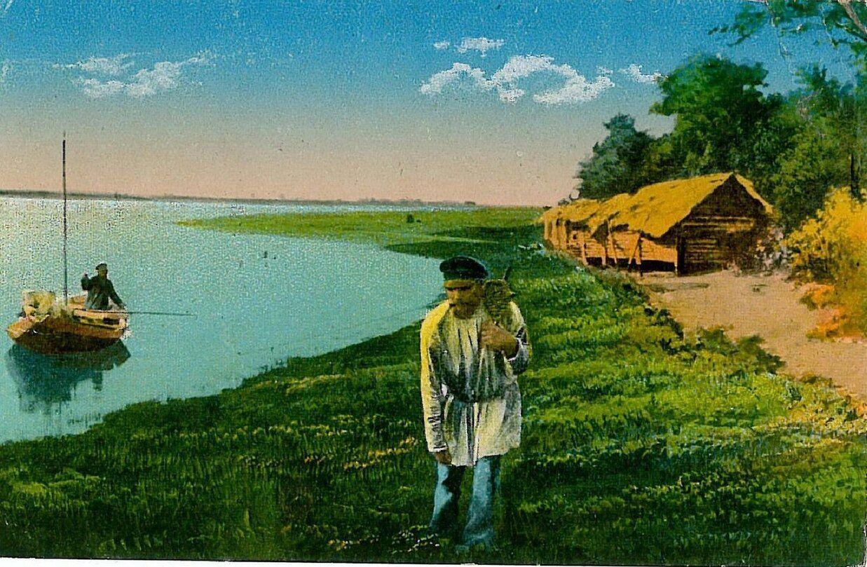 Домашний быт в Юрьевецком уезде