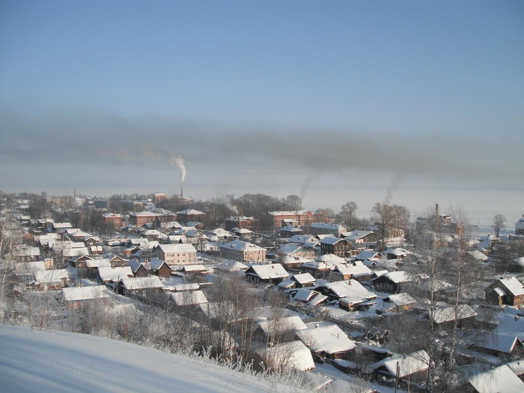 Зимний Юрьевец