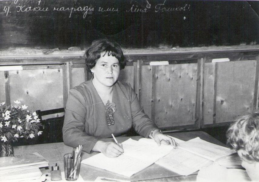 Обжериха Кочетова Галина Всеволодовна